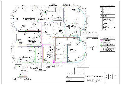 Разработка проекта электроснабжения жилого дома.