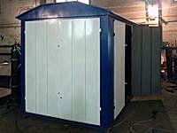 Комплектная трансформаторная подстанция КТП-630 киоскового типа