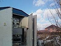 Комплектная трансформаторная подстанция КТП-400 киоскового типа