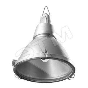 Светильник РСП-05-400-001 без стекла без ПРА IP20 с/вент.отверстиями (Ардатов)