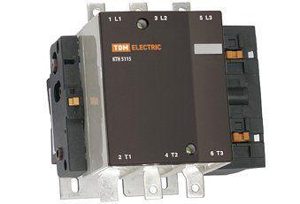контактор КТН - 5225 225А 400В/АС3 TDM (SQ0710-0008)