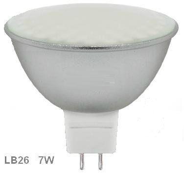 ������������ ����� LB-26, 80LED, (7W), 230V, G5.3, 4000K MR16
