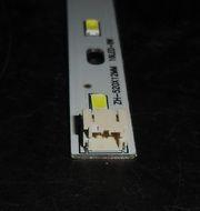 Белая-нейтрально 5000-5500K светодиодная линейка 8W 16LED 5730 300 мА