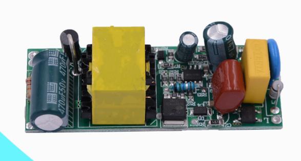 Блок питания-источник тока (Изолированый-коректор мощности) 36Вт IP20