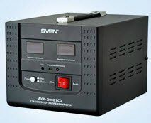 Стабилизатор напряжения SVEN AVR-2000 LCD
