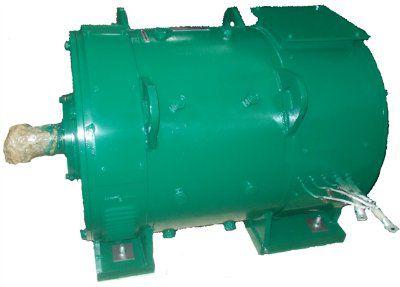 Электродвигатель ДПЭ-52 (напора) 54 кВт. ПВ-100% 395В. 150 А. 1200 об/мин.IM-1004