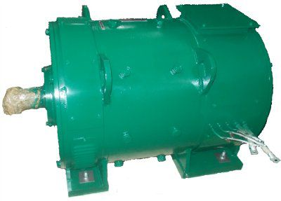 Электродвигатель ДЭ-812120 кВт. 305 В. 430 А. 750 об/мин ПВ-80%IM-1004 L вала- 120мм