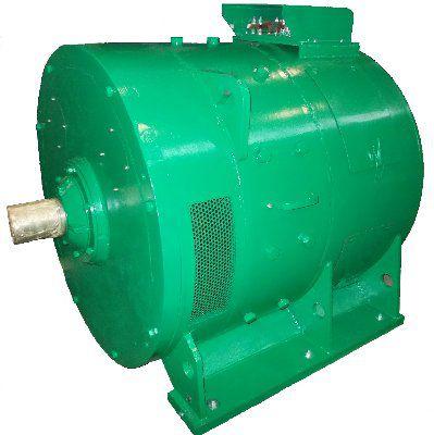 Генератор ГПЭ 55-1/1, 55 кВт, 460В, 120А, 1480 об/мин, независимое, 74,5В, 11,7А КПД 90%, IM1001, S1, IP01, IC00, У2.