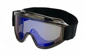 Очки «Премиум» с непрямой вентиляцией с синим светофильтром «Мираж»