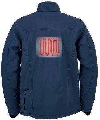 Куртка теплозащитная с нагревательным элементом