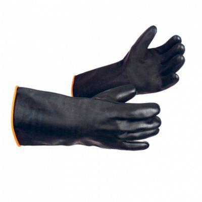 Перчатки химостойкие АЛЬФА 200