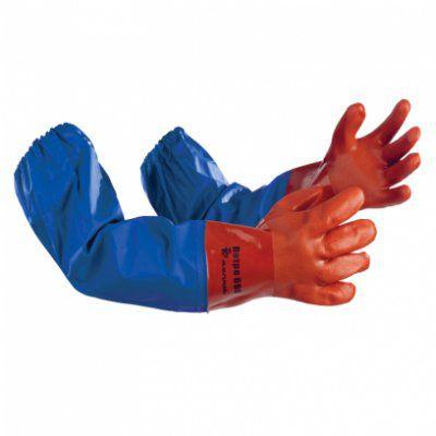 Перчатки универсальные химостойкие ПЕТРО 690