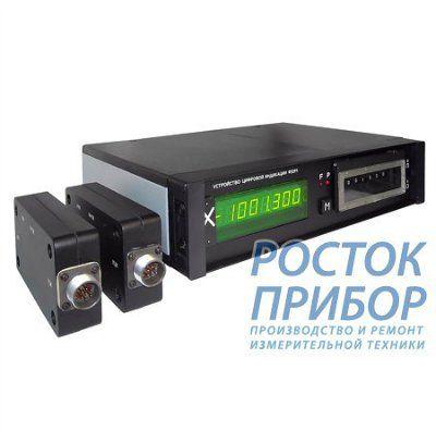 Устройство цифровой индикации Ф5291