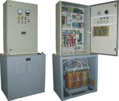 Шкафы тиристорные экскаваторные для замены трехмашинного агрегата