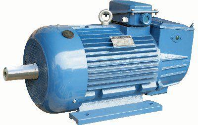 Крановые электродвигатели 5МТ