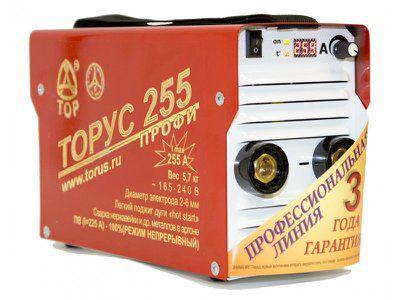 ТОРУС 255 Профи сварочный инвертор