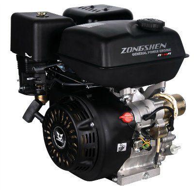 Двигатель бензиновый Sungarden 168FBE (с электростартером).