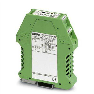 Измерительный преобразователь тока - MCR-S-1-5-UI-SW-DCI-NC - 2814731