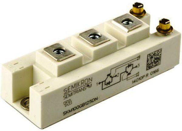 Модуль IGBT SKM 100GB125DN «SEMIKRON»