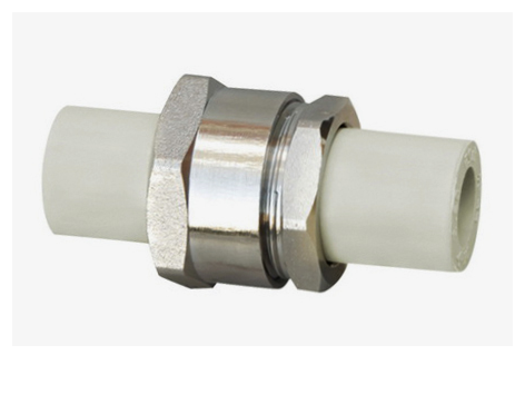 Разборное соединение труба-труба 25 мм