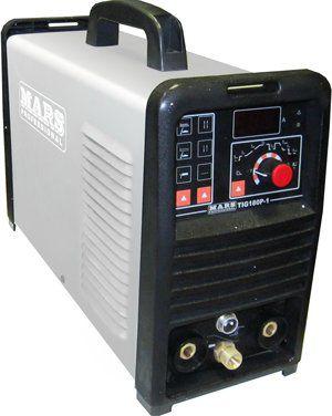 аппарат для аргонодуговой сварки TIG-180P-1 MARS (программируемый, 220В; 10-180 А; ПН 60%; 8 кг; HF поджиг дуги; импульсный режим) с горелкой