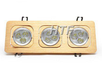 Светильник для интерьера LS-027 3x3PLT 9W