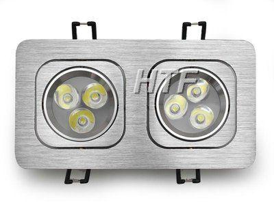 Светильник для интерьера LS-023 2x3PLT 6W