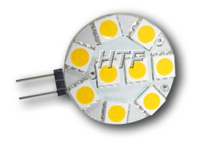 Светодиодная лампа G4-MR11 9 SMD5050 1.8W 12V