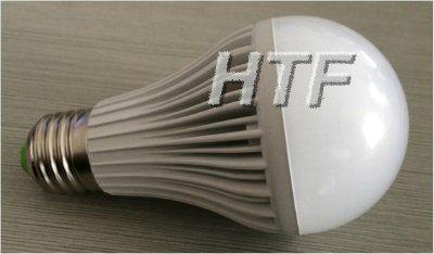 Светодиодная лампа E27 18 SMD5730 9W 220V