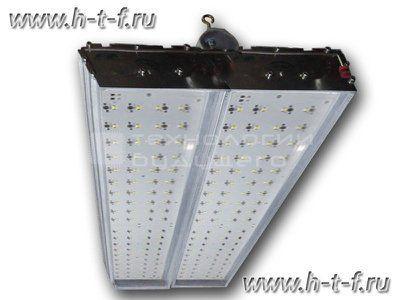 Светодиодный светильник промышленный 2*НСП-ТБ-800 160W 220V IP65 120гр NI