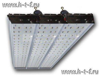Светодиодный светильник промышленный 3*НСП-ТБ-800 240W 220V IP65 120гр NI