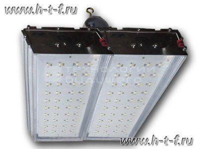 Светодиодный светильник промышленный 2*НСП-ТБ-400 80W 220V 120° IP65 EP