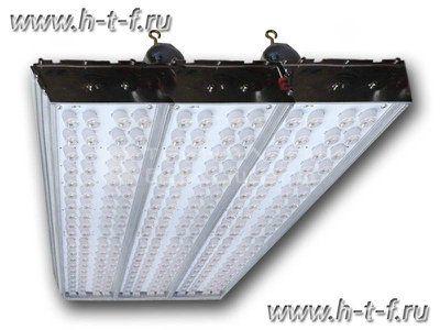 Светодиодный светильник промышленный 3*НСП-ТБ-800 240W 220V IP65 120° EP