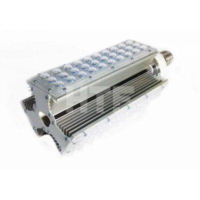 Светодиодная лампа Е40 кругового свечения 90W GL (CW)