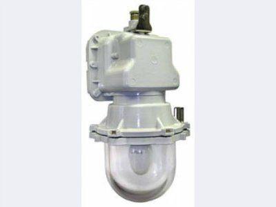Взрывозащищенный светильник РСП 25-250 с УПРУ