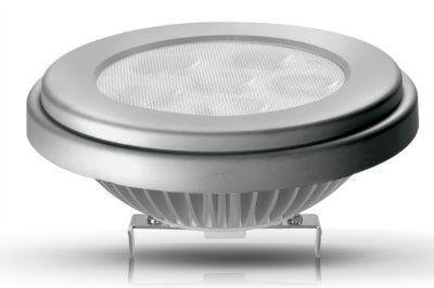 Светодиодная лампа 10 Вт AR111 с цоколем G53