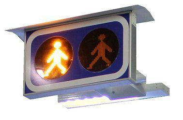 Светодиодный указатель пешеходного перехода