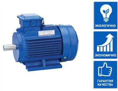 Электродвигатель 5АИ 100 S2 4 кВт