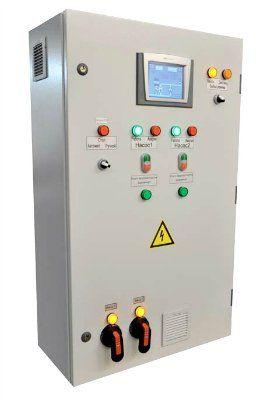 Шкаф управления компрессором (ШУК) на 132 квт