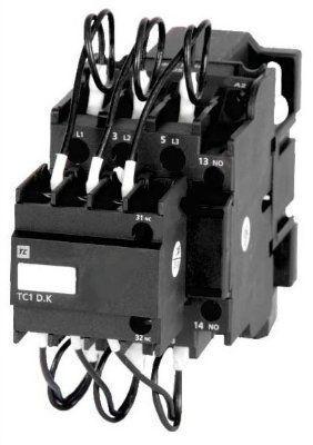 Контактор CS Electric 10 кВАр TC1D10K11M5