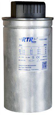 Конденсатор RTR Energia 40 кВАр 400В