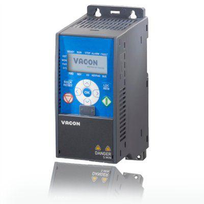 Частотный преобразователь VACON0010-3L-0005-4 380В, 1,5кВт