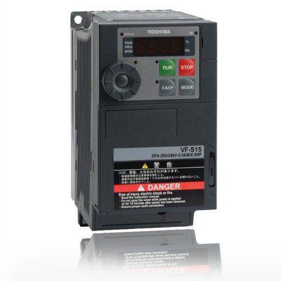Частотный преобразователь VF-S15-4022PL 380В, 2,2кВт