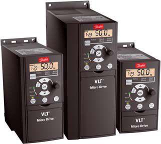 Частотный преобразователь VLT Micro Drive FC51-132F0003