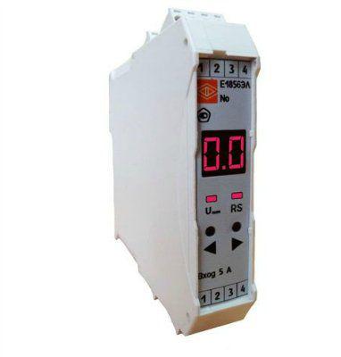 Преобразователи измерительные постоянного тока и напряжения Е1856ЭЛ