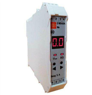 Преобразователи измерительные переменного тока и напряжения Е1854ЭЛ