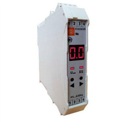 Преобразователи измерительные частоты переменного тока Е1858ЭЛ