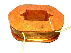 Катушка контактора КТ 6043 (110В, 220В, 380В)