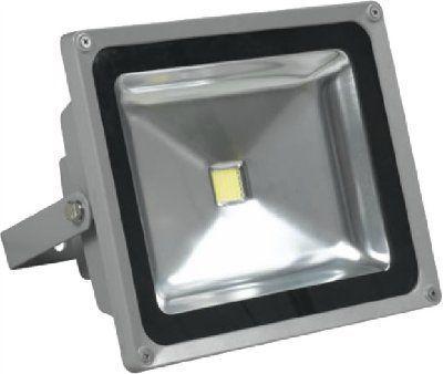 Прожектор 50Вт 4500Лм светодиодный IP65 220В 6000К серый UTLED M1050А