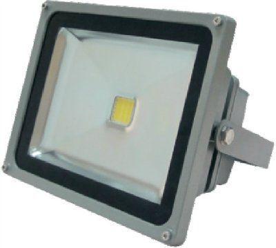 Прожектор 30Вт 2550Лм светодиодный IP65 220В 6000К серый UTLED M1030А